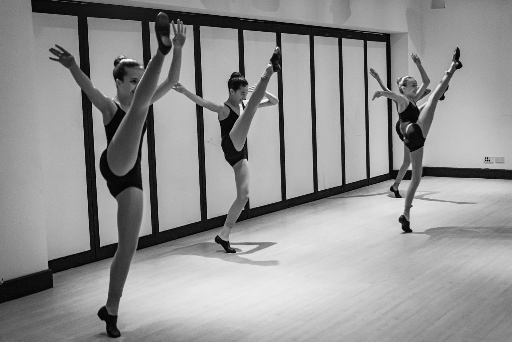 world class dance studio Singapore